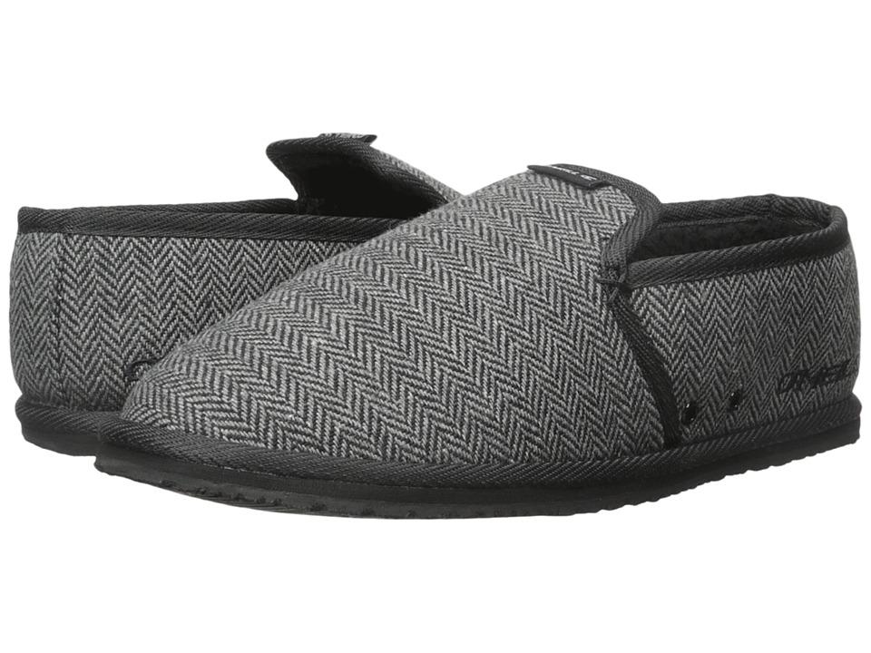 O'Neill - Surf Turkey Low 2 (Asphalt) Men's Slippers