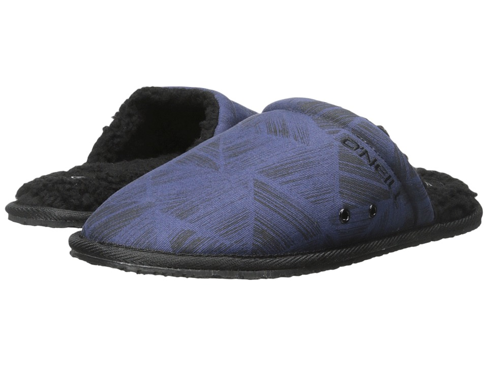 O'Neill - Rico 3 (Dark Blue) Men's Slippers