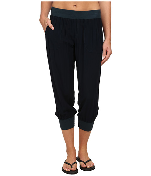 Pink Lotus - Leisure Woven Sweatpants (Slate) Women