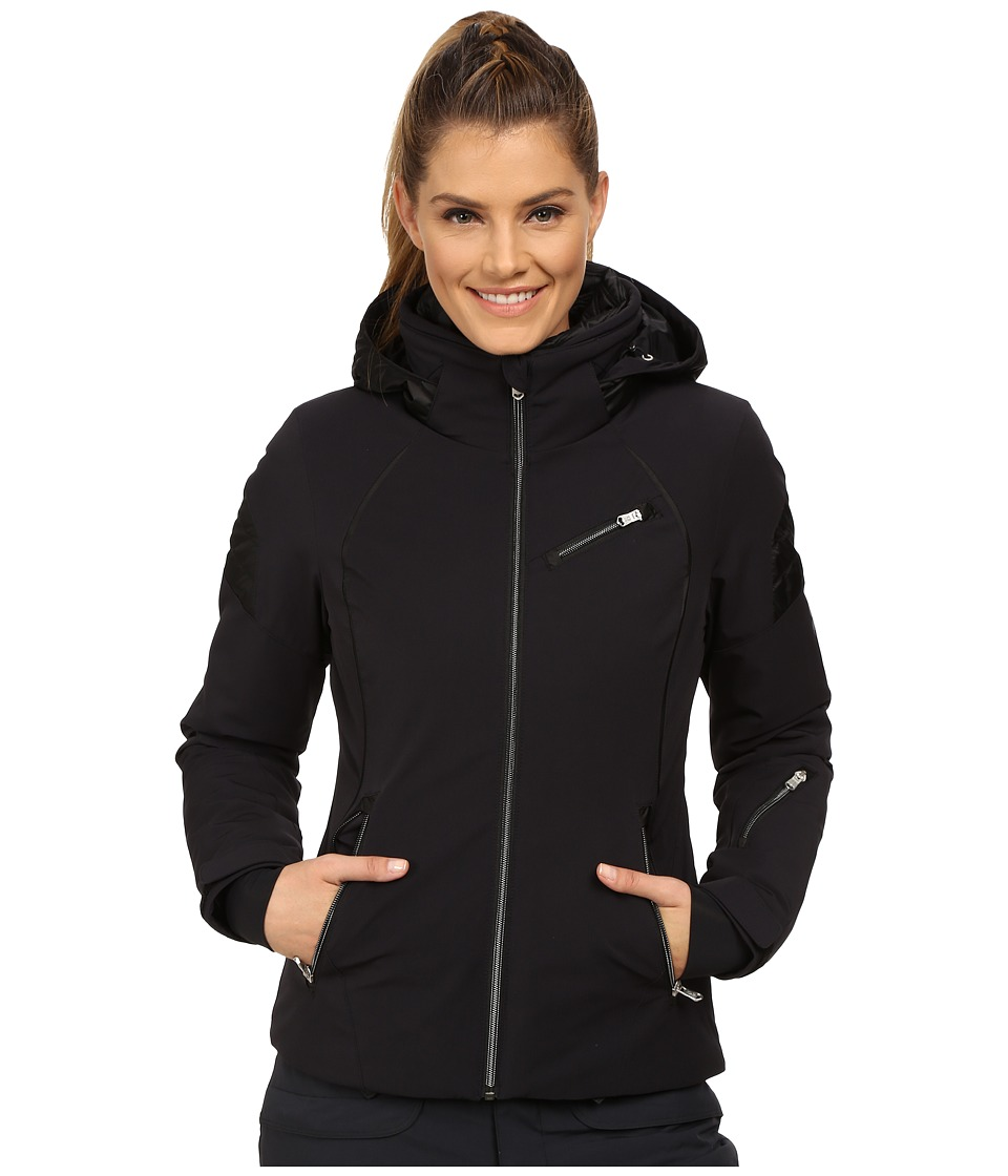 Spyder - Radiant Jacket (Black) Women's Coat