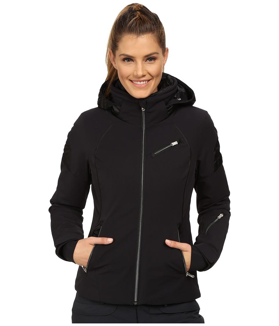 Spyder - Radiant Jacket (Black) Women's Coat