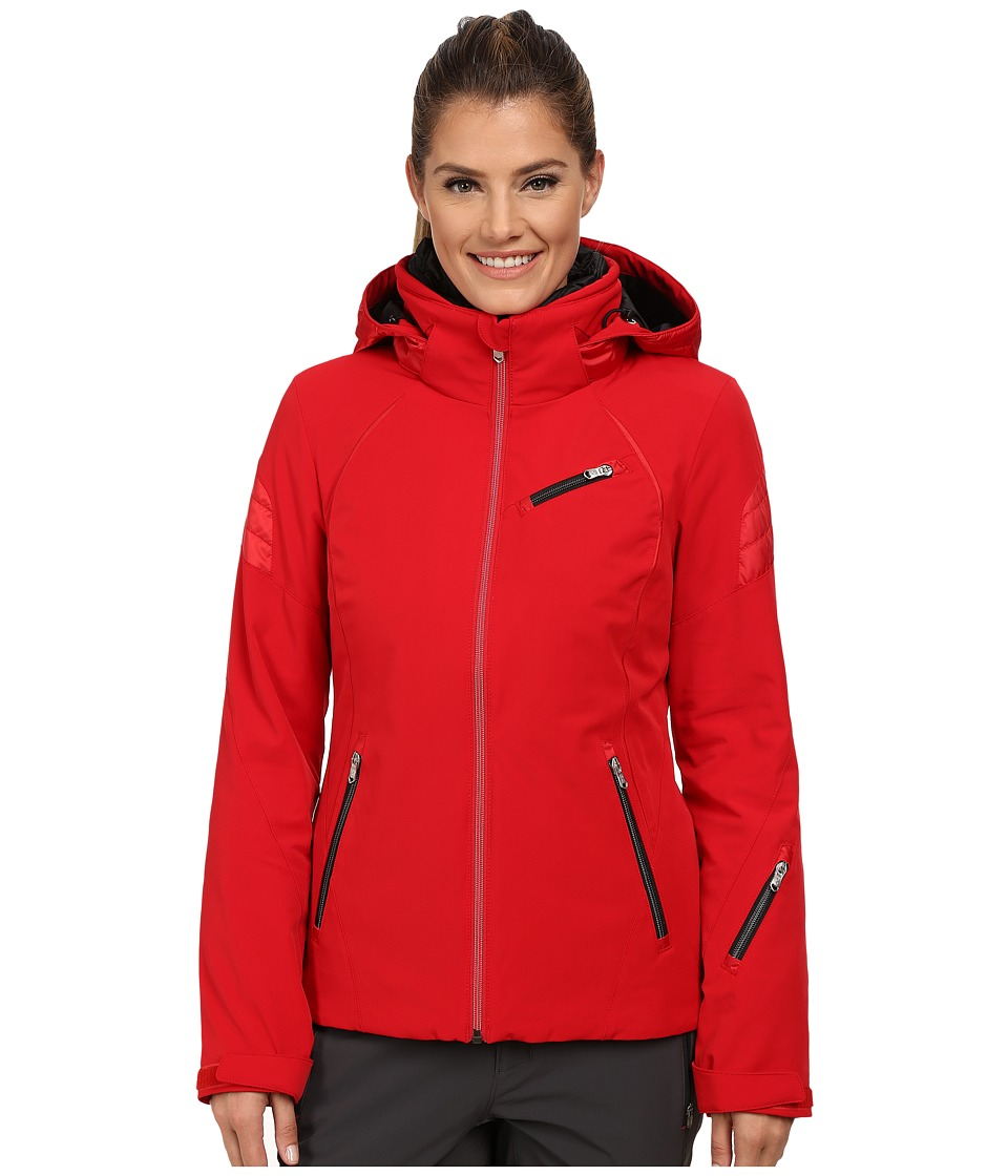 Spyder - Radiant Jacket (Vampire/Black) Women's Coat