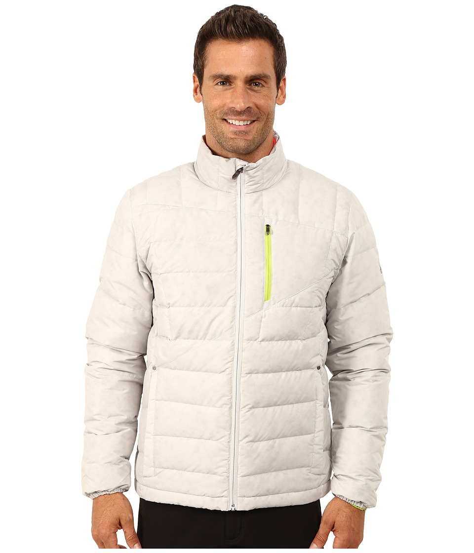 Spyder - Dolomite Full Zip Down Jacket (Cirrus/Theory Green) Men's Jacket
