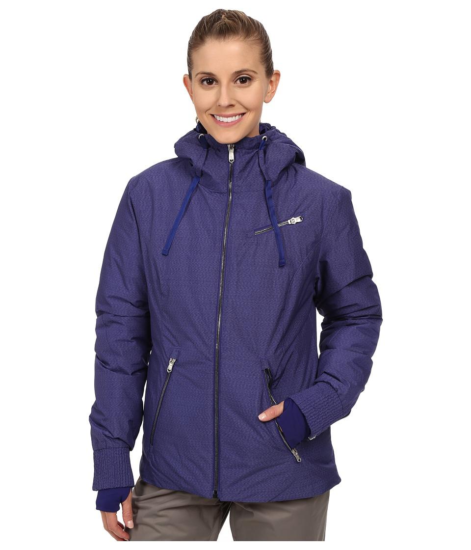Spyder - Hands Down Jacket (Evening Zigzag) Women's Coat