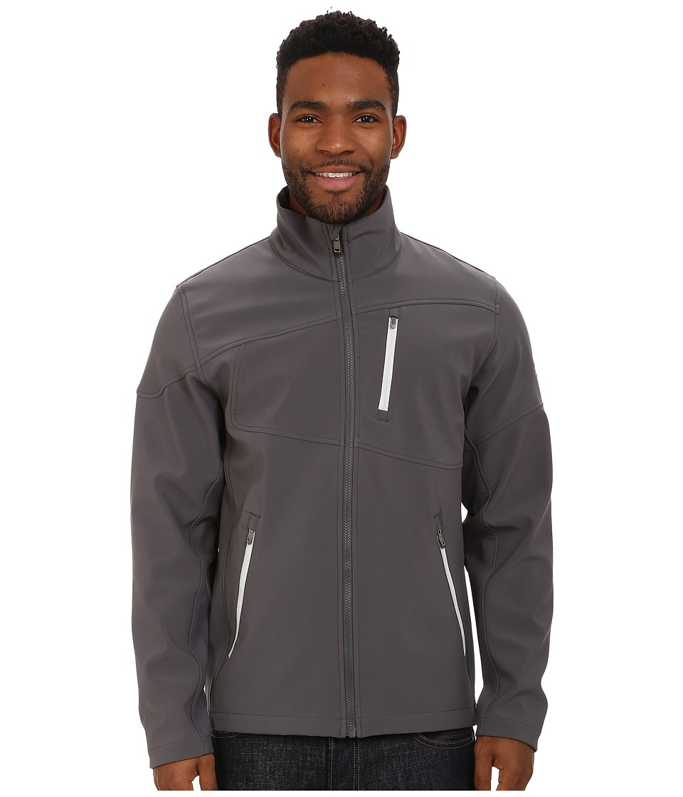 Spyder - Fresh Air Soft Shell Jacket (Polar/Cirrus) Men's Jacket