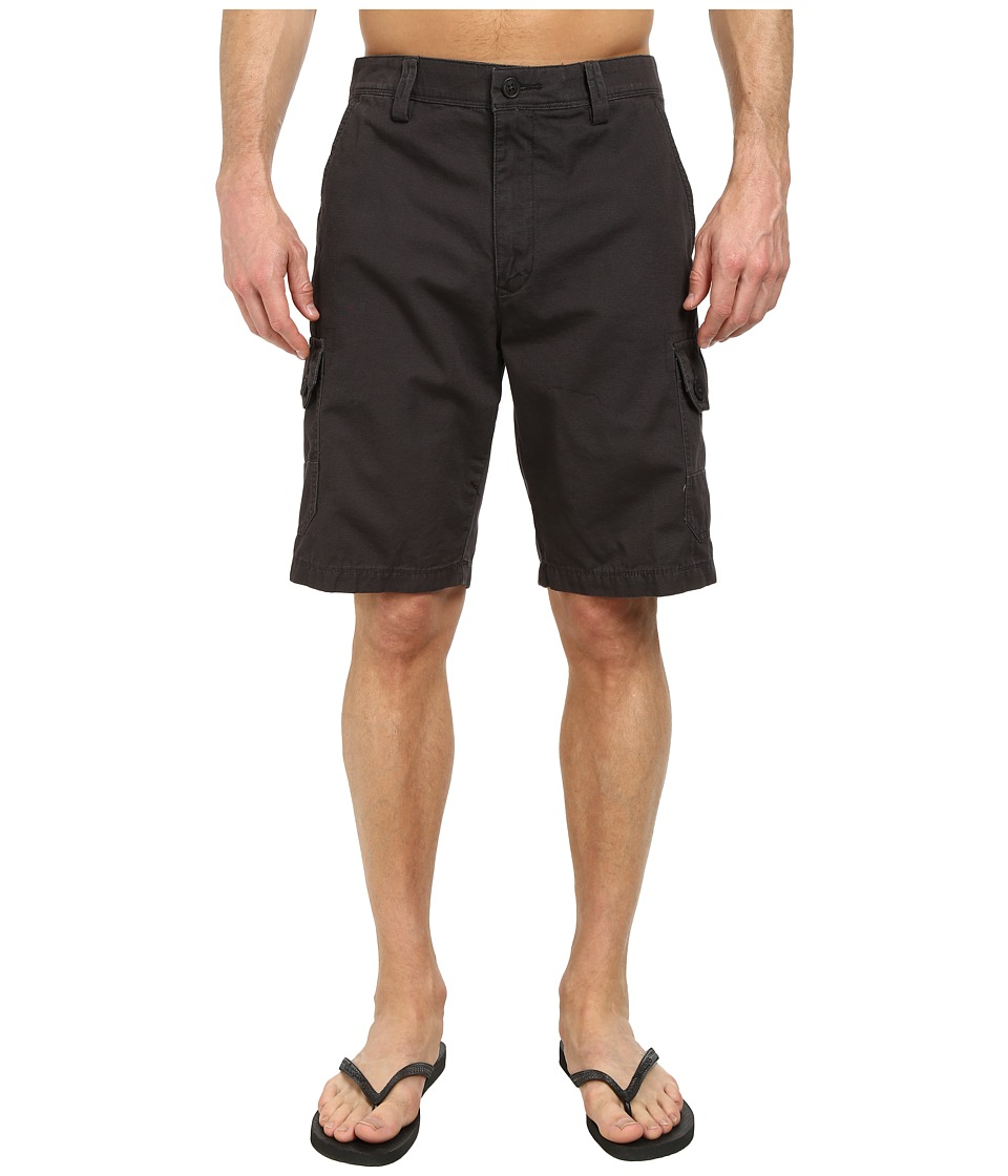 Quiksilver Waterman - Quest Walkshorts (Gunmetal) Men's Shorts