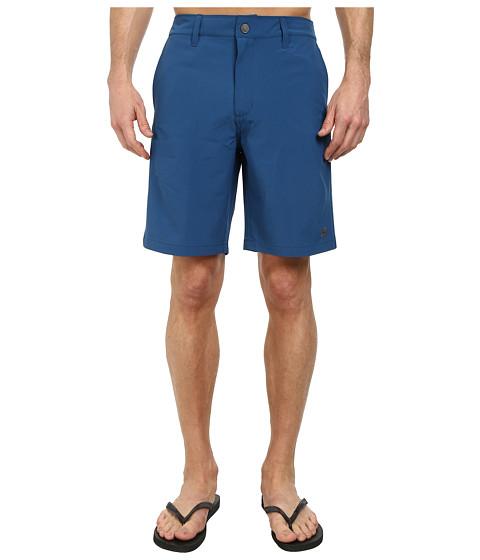 Quiksilver Waterman - Striker 3 Walkshorts (Indigo) Men's Shorts