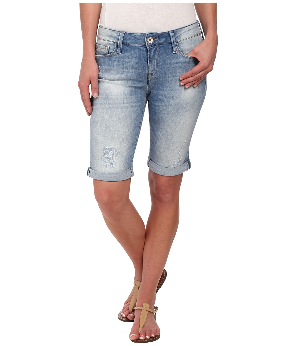 Mavi Jeans - Karly Shorts in Shaded Ripped Nolita (Shaded Ripped Nolita) Women's Shorts