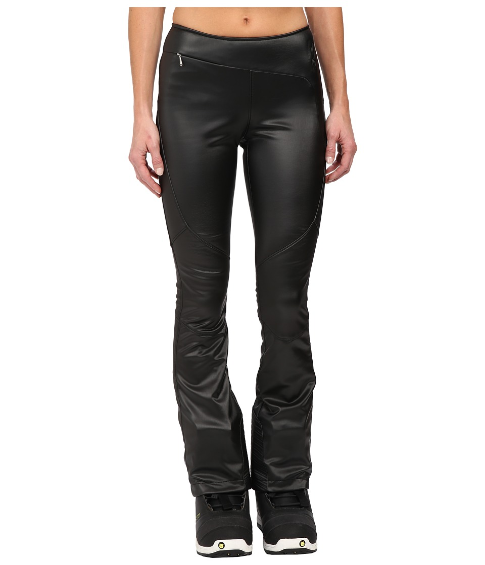 Spyder - Slalom Softshell Pants (Black Pearl) Women's Outerwear