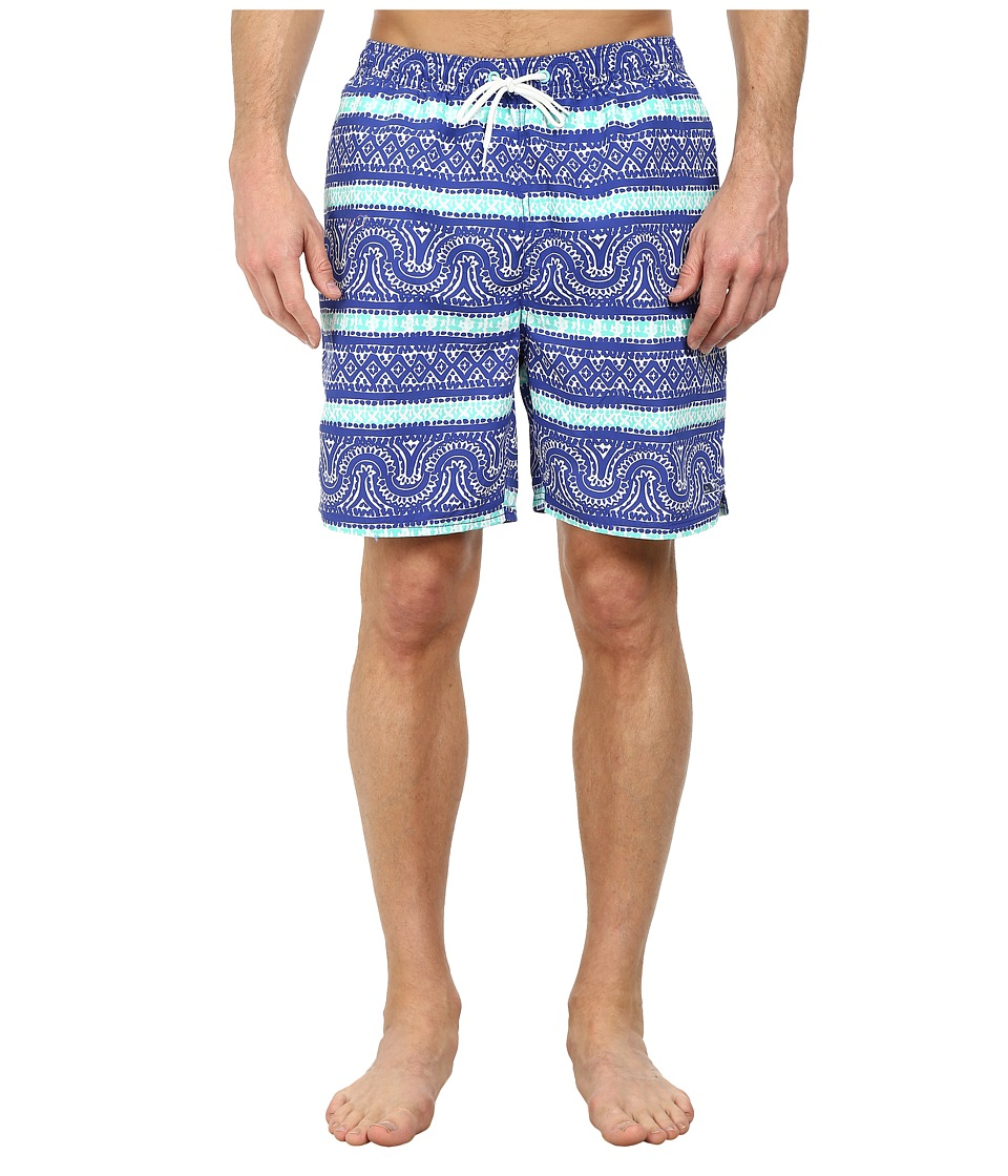 Vineyard Vines - Vineyard Beach Bungalow (Ocean Reef) Men's Swimwear
