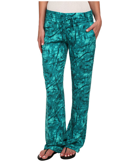 Hurley - Venice Beach Pants (Teal P) Women's Casual Pants