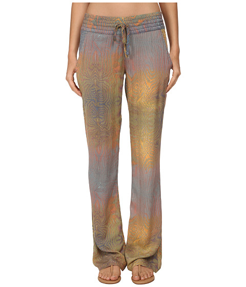Hurley - Venice Beach Pants (Green Glow K) Women's Casual Pants