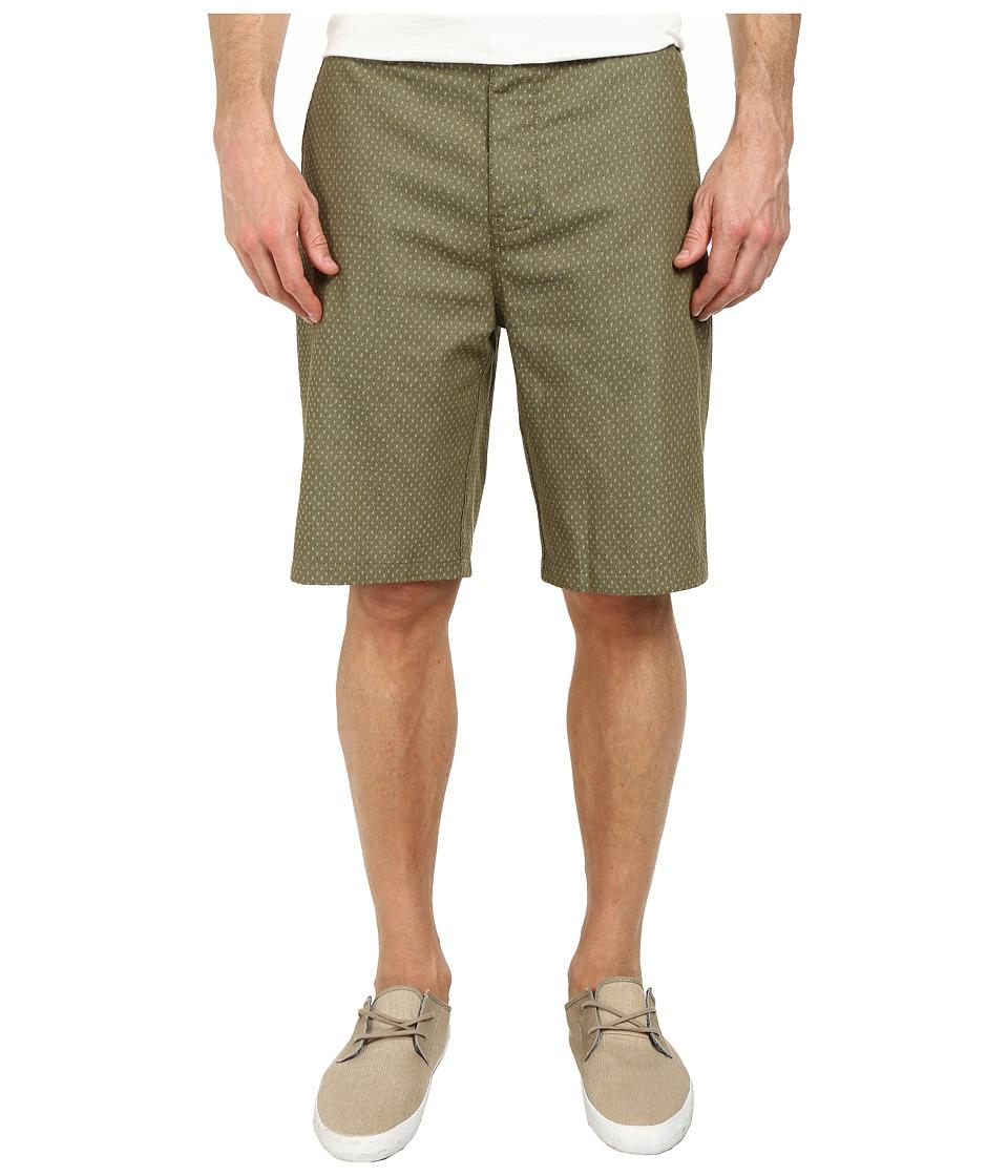 Hurley - Bonita Chino Trousers (Faded Olive) Men