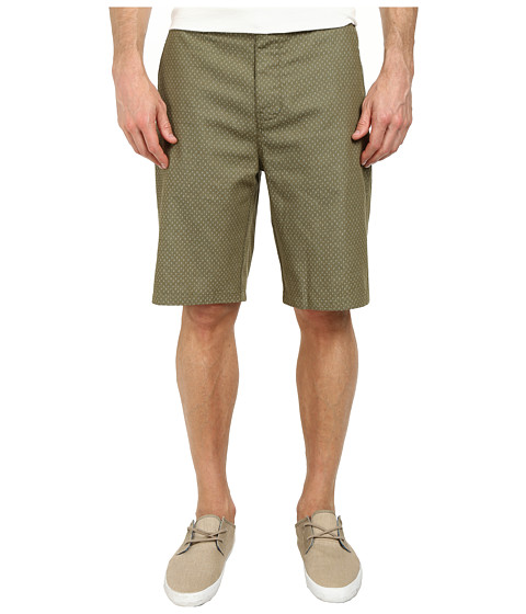 Hurley - Bonita Chino Trousers (Faded Olive) Men's Casual Pants