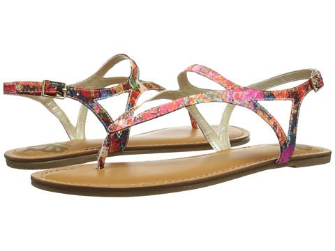 Fergalicious - Sizzle (Warm Floral) High Heels