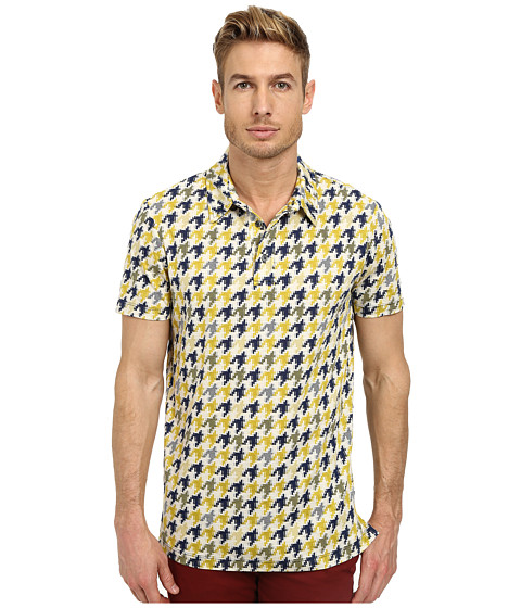 Mr.Turk - Lance Polo (Blue) Men's Clothing