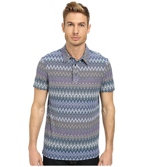 Mr.Turk - Lance Polo (Blue 1) Men