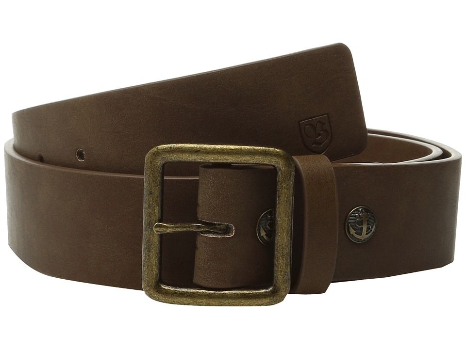 Brixton - Tannery Belt (Light Brown) Men's Belts