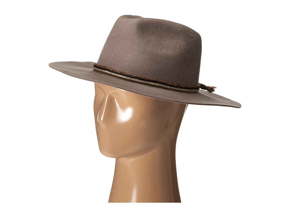 Brixton - Leonard Hat (Taupe) Traditional Hats