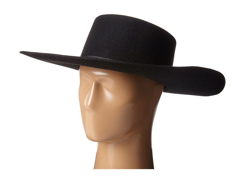 Brixton - Buckley Hat (Black) Traditional Hats