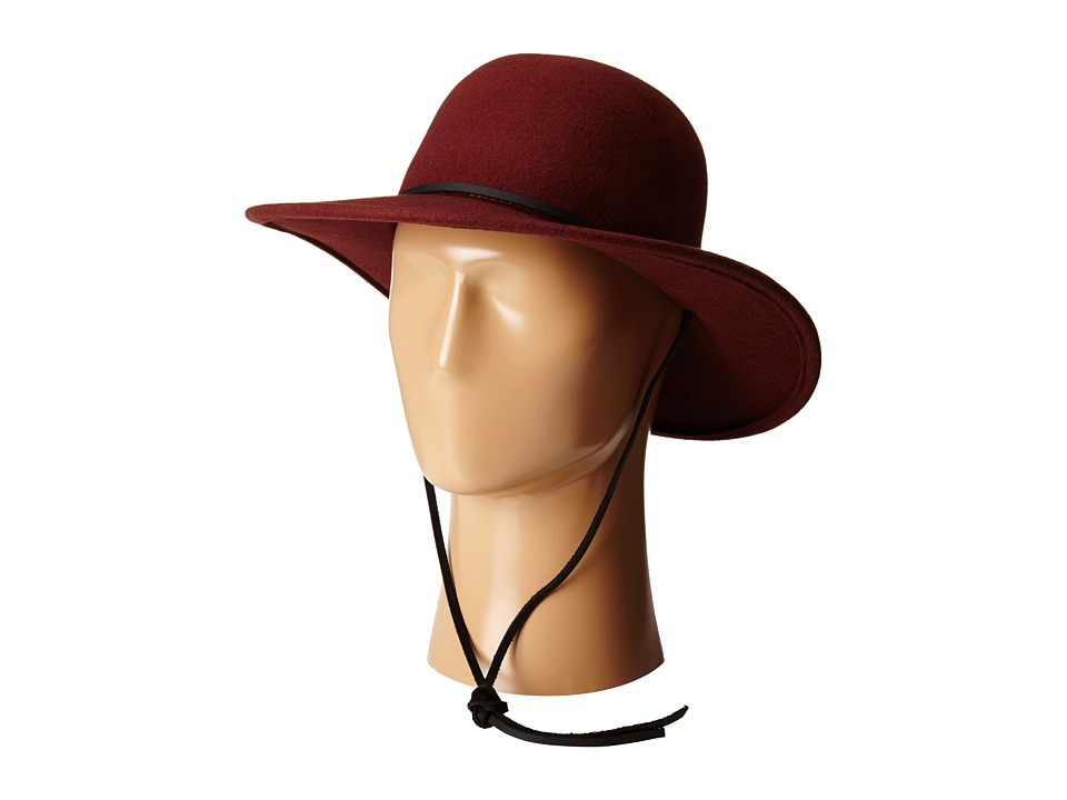 Brixton - Tiller Hat (Rust) Traditional Hats