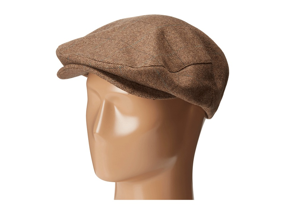 Brixton - Barrel Snap Cap (Tan) Caps