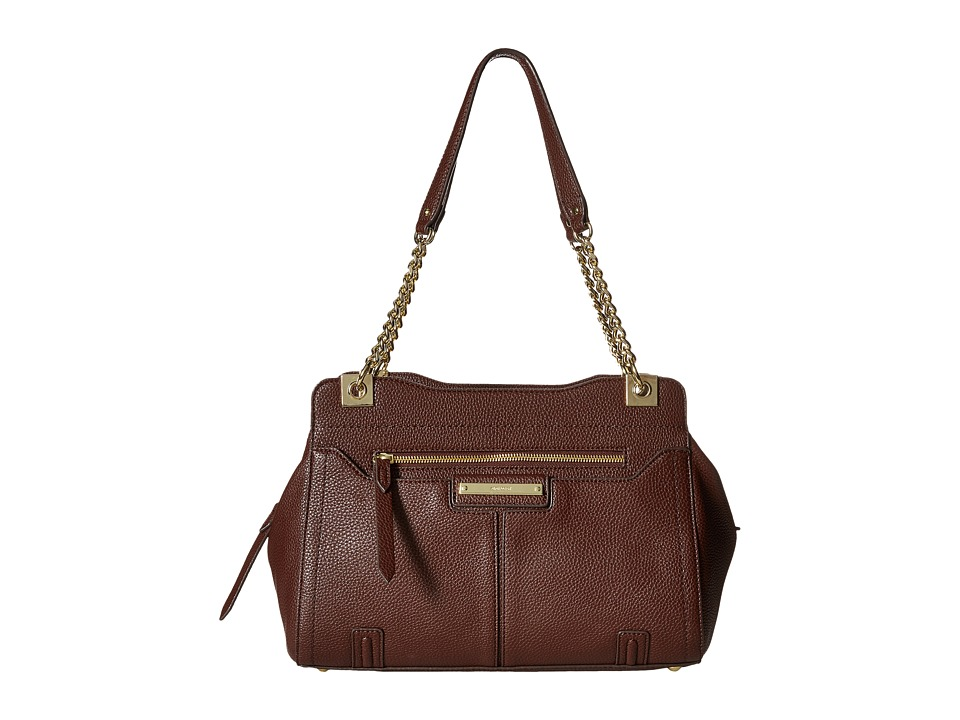 Nine West - Abbie Shoulder Bag (Hot Chocolate) Shoulder Handbags