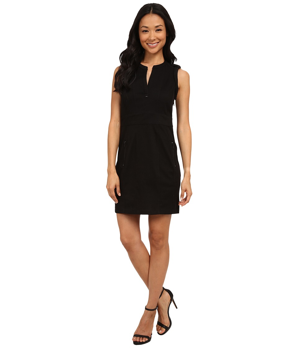 Calvin Klein Jeans - Pinnacle Dress (Black) Women's Dress