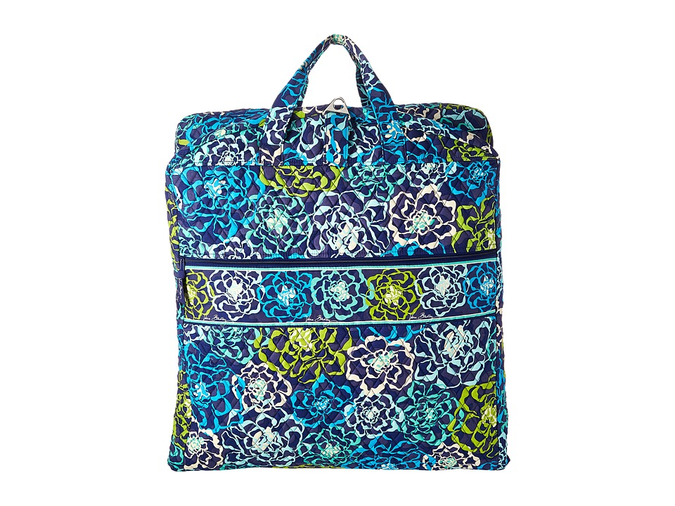 Vera Bradley Luggage - Going Places Garment Bag (Katalina Blues) Bags