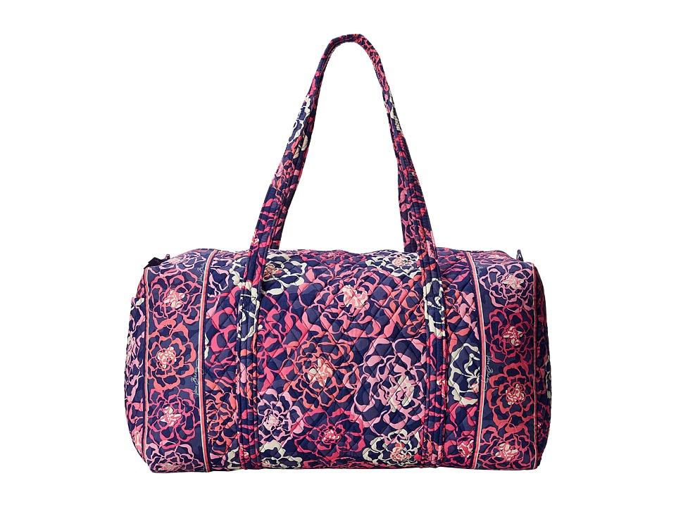 Vera Bradley Luggage - Large Duffel (Katalina Pink) Duffel Bags