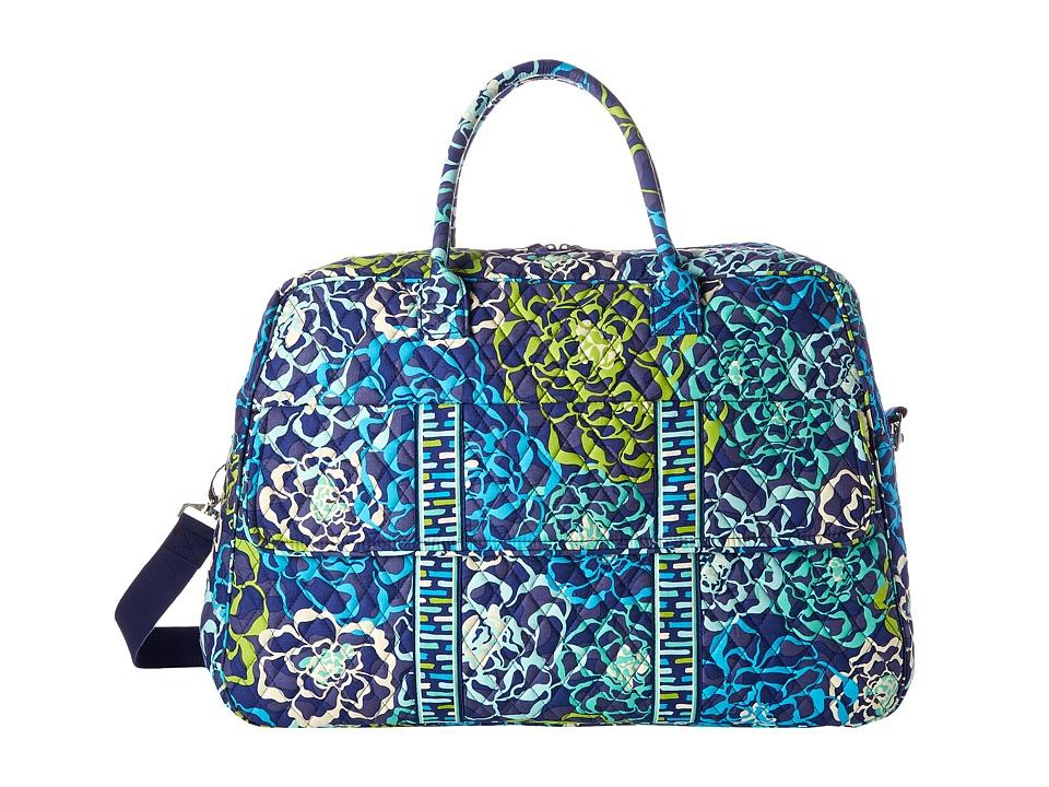 Vera Bradley Luggage - Grand Traveler (Katalina Blues) Duffel Bags