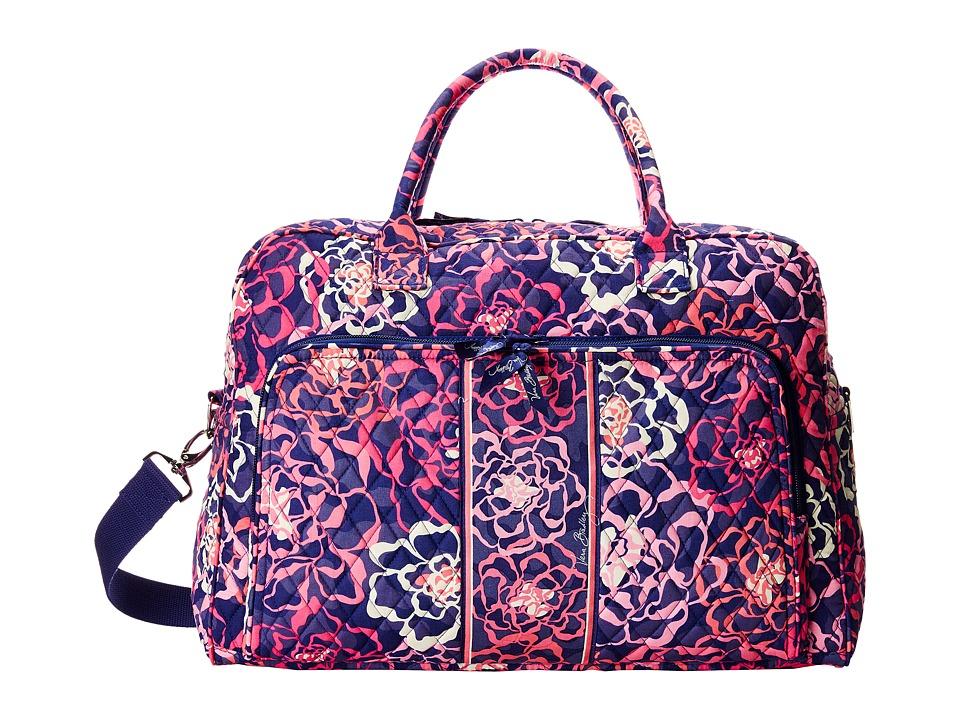 Vera Bradley Luggage - Weekender (Katalina Pink) Duffel Bags