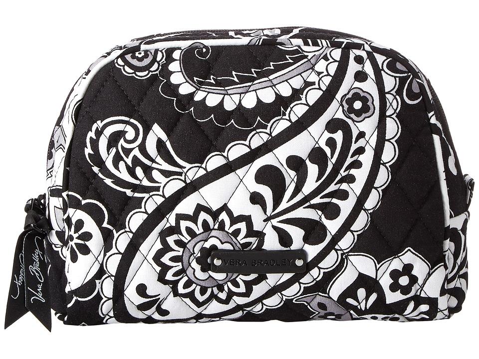 Vera Bradley Luggage - Medium Zip Cosmetic (Midnight Paisley) Cosmetic Case