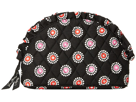 Vera Bradley Luggage - Ruffle Cosmetic (Parisian Pom Poms) Luggage