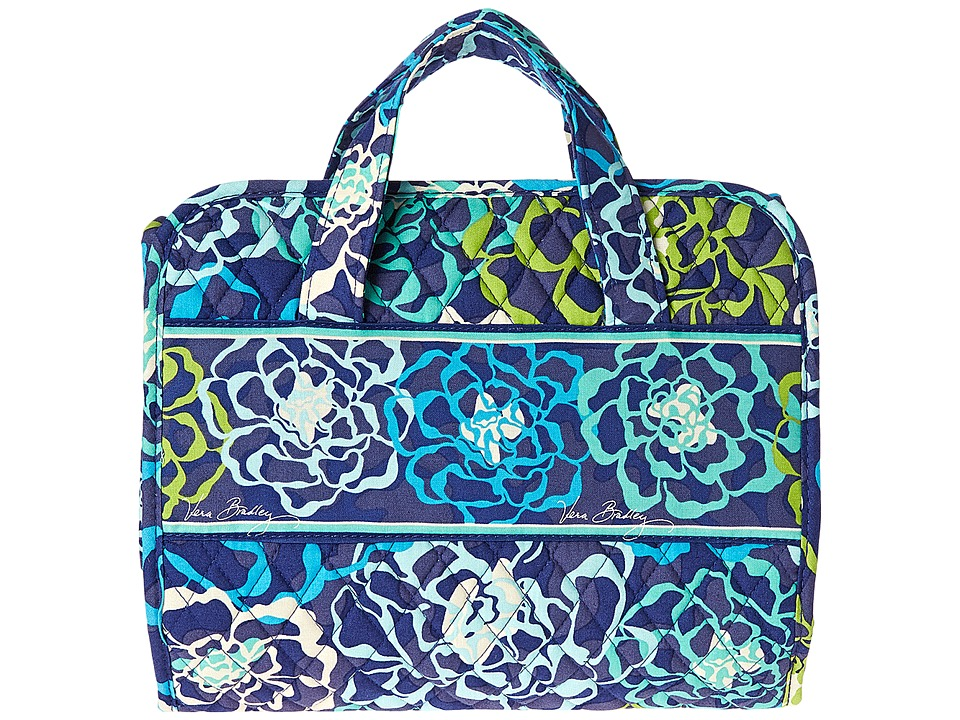 Vera Bradley Luggage - Hanging Organizer (Katalina Blues) Toiletries Case