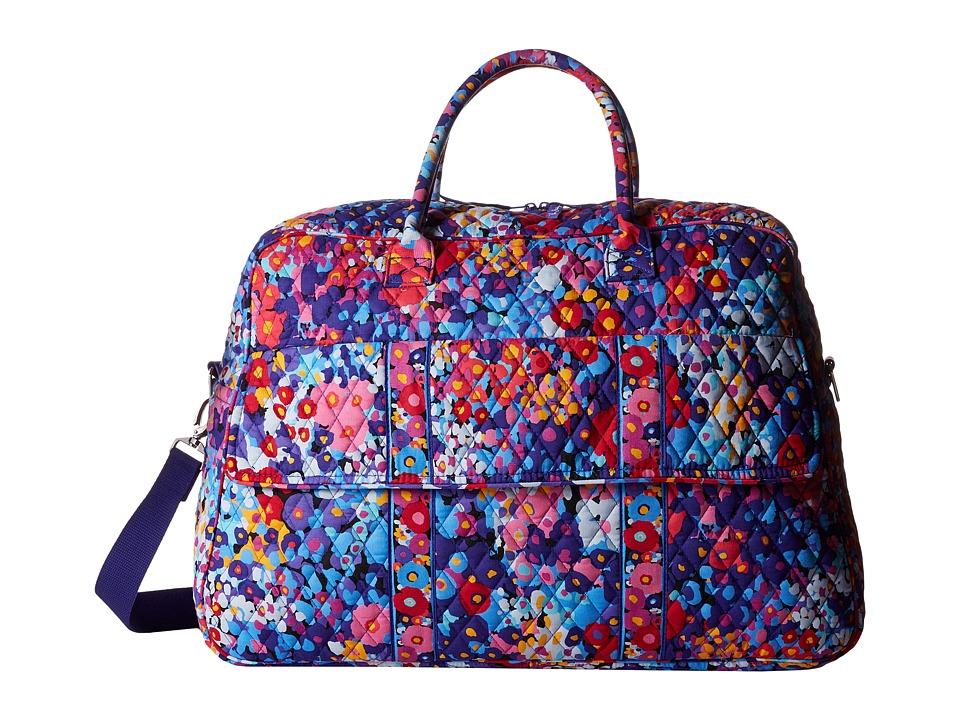 Vera Bradley Luggage - Grand Traveler (Impressionista) Duffel Bags