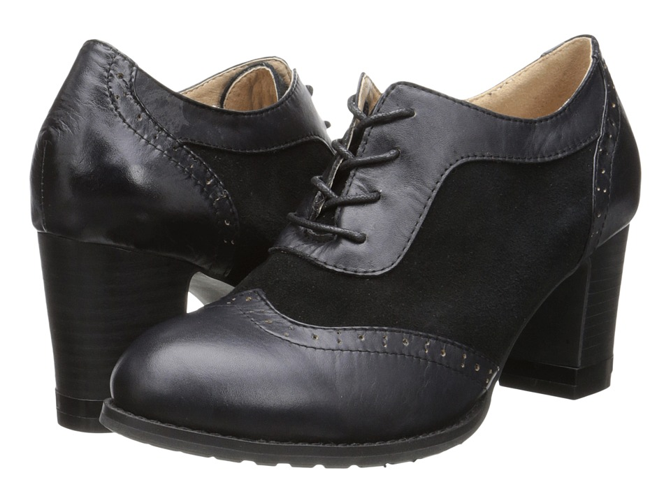 Spring Step - Mathilde (Black) Women's Shoes
