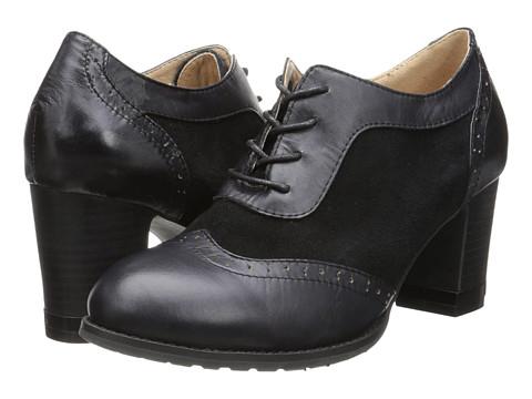 Spring Step - Mathilde (Black) Women's Shoes