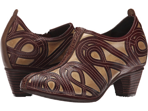 Spring Step - Kaus (Brown Multi) Women's Shoes