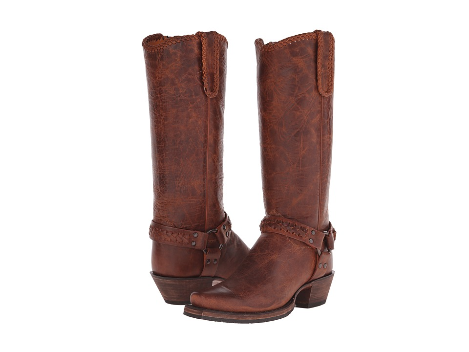 Lucchese - M4657.74 (Honey) Cowboy Boots