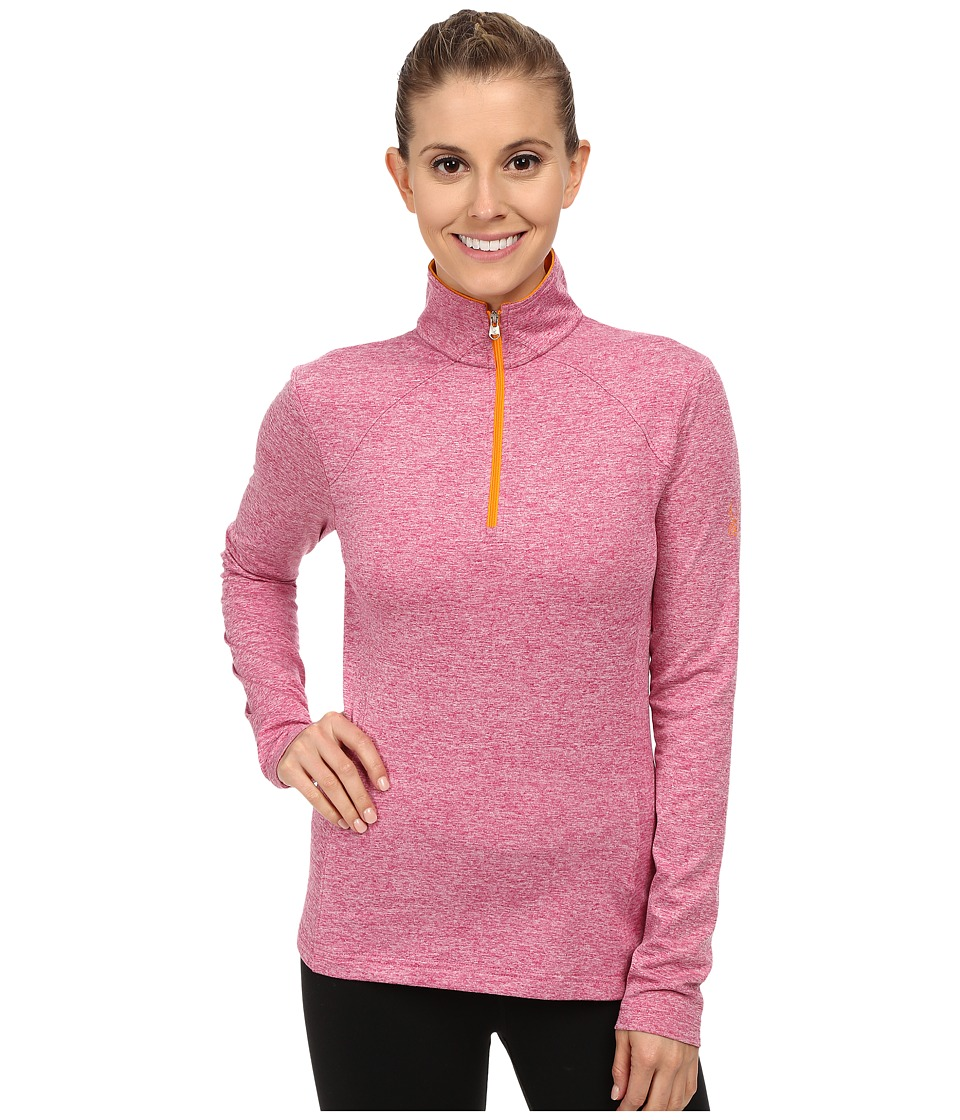 Spyder - Cameo Therma Stretch T-Neck (Wild/Edge) Women