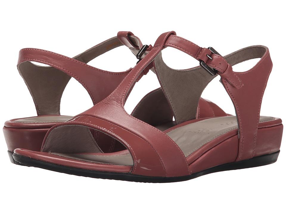 ECCO Touch 25 Strap Sandal (Petal/Breeze) Women