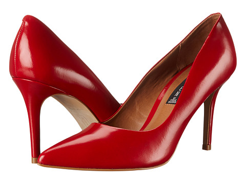 Steven - Shiela (Red) High Heels