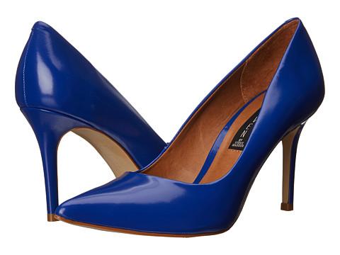 Steven - Shiela (Blue) High Heels