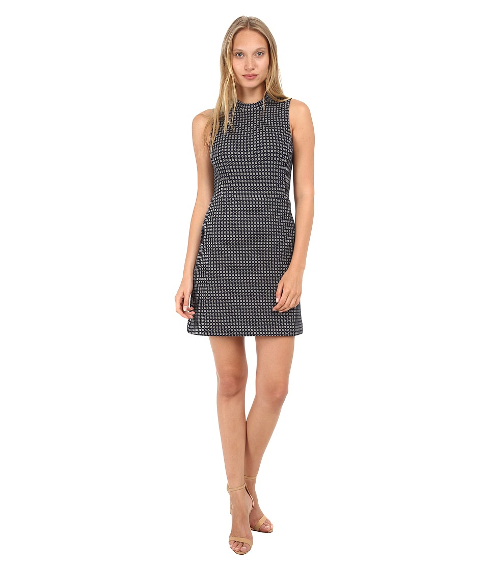 Theory Seraon Dress (Navy Blue) Women