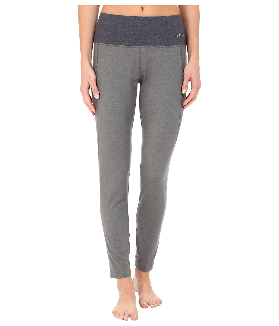 Spyder - Athlete T-Hot Wool Pants (Image Gray/Depth) Women