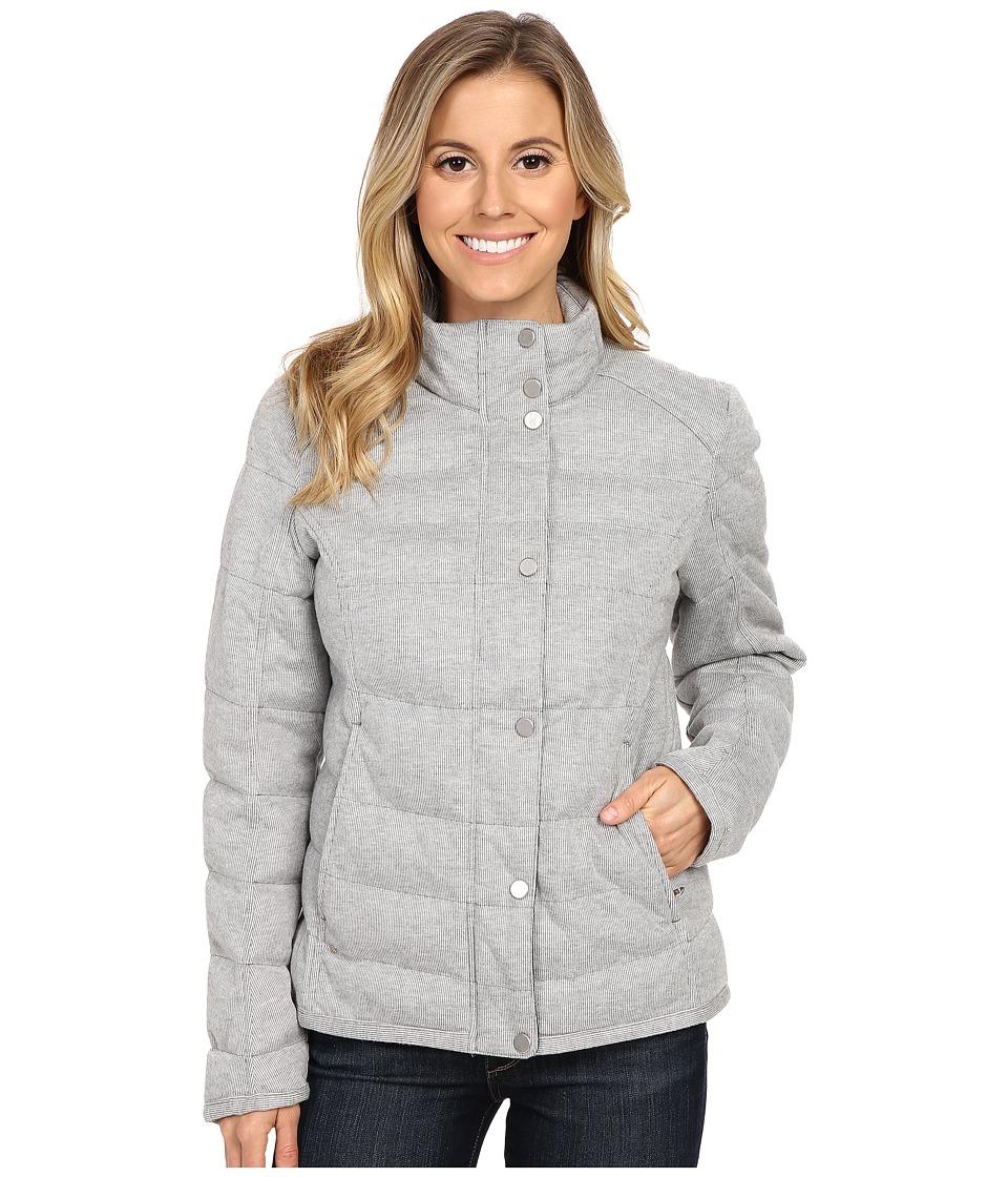 Spyder - Vyvyd Synthetic Down Jacket (Image Gray Stripe) Women's Coat