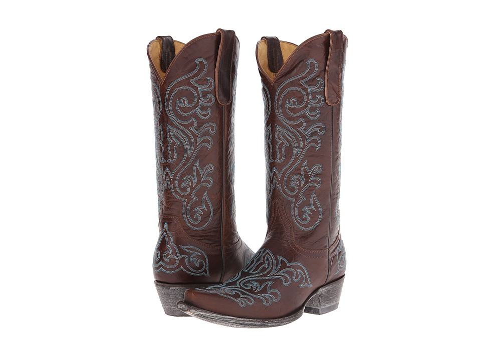 Old Gringo - Ashton (Brass) Cowboy Boots