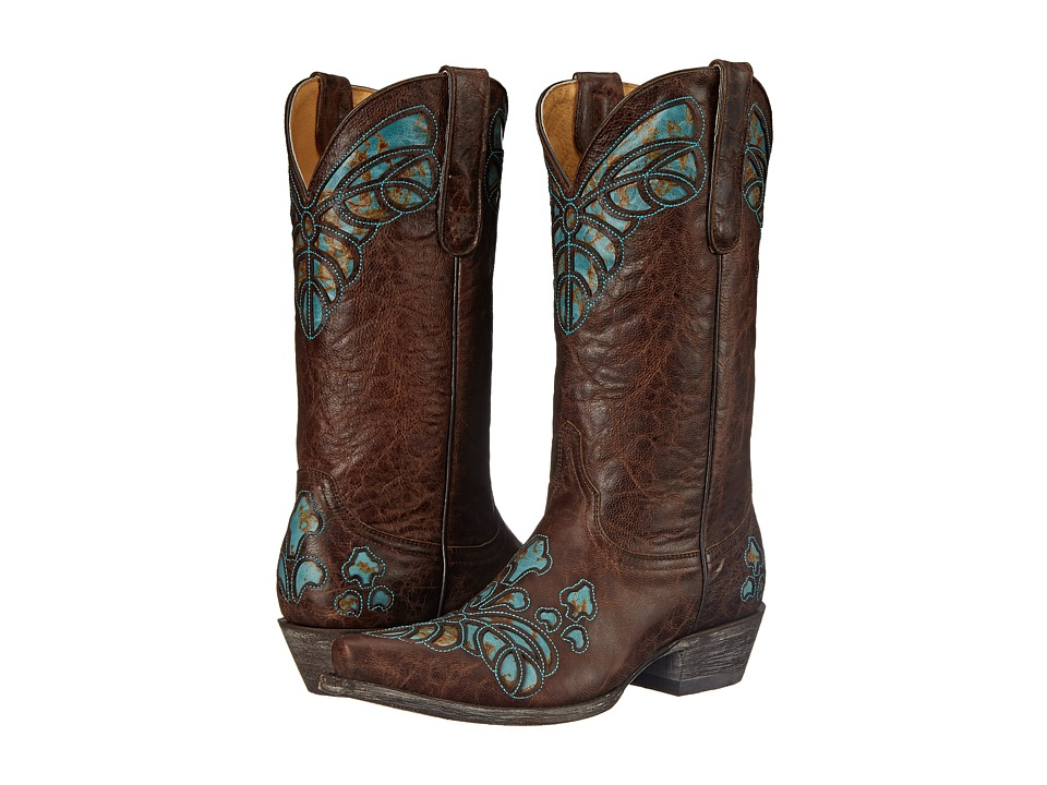 Old Gringo - Mauritia (Brass) Cowboy Boots
