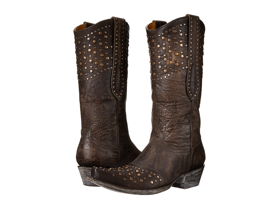 Old Gringo - Leigh Ann (Chocolate) Cowboy Boots